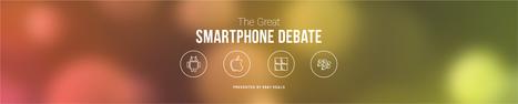 The Great Smartphone Debate   Mobile Marketing   News Updates   Scoop.it