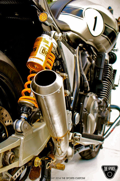 """XJR """"The Sports"""" 