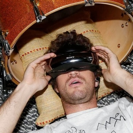 Is This Sony's New PS4 Virtual Reality Headset?   Playstation 4 (PS4) - PS4.sx   This-day   Scoop.it