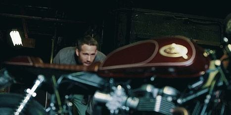 Why Deadpool's Ryan Reynolds Loves The Escape Of Motorcycles | Muscle Bikes of America | Scoop.it