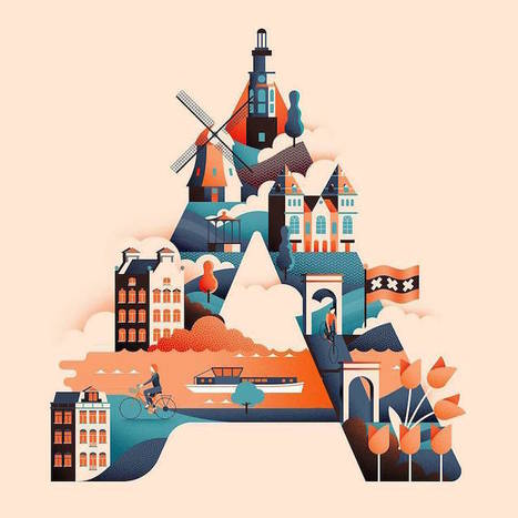 """Wanderlust Alphabet"" Features Travel Highlights of International Cities From 'A' to 'Z' 