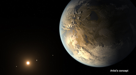 NASA's new telescopes could spot alien life within 20 years | Space Exploration | Scoop.it