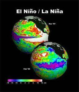 Climat : des El Niños plus violents dans le futur - Libération | La technologie, la météorologie et la climatologie | Scoop.it