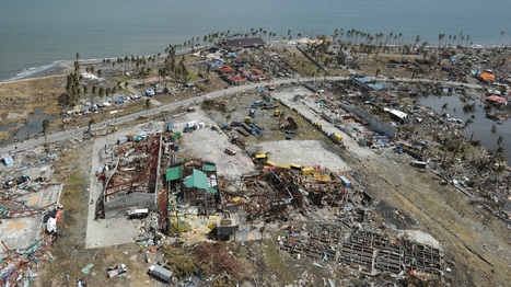 'Absolute Bedlam' In The Philippines After Typhoon Haiyan | #georic | Scoop.it
