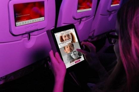 Virgin America lance un réseau social pour les voyageurs d'affaires   Travel Industry   Scoop.it