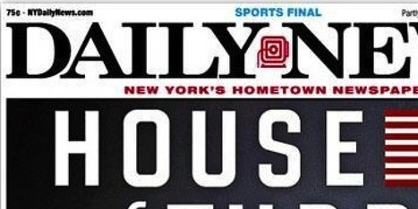 The Daily News' Shutdown Cover Is INCREDIBLE | Nerd Vittles Daily Dump | Scoop.it