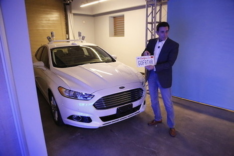 Google and Ford to build self-driving car company, report claims | Competitive Edge | Scoop.it