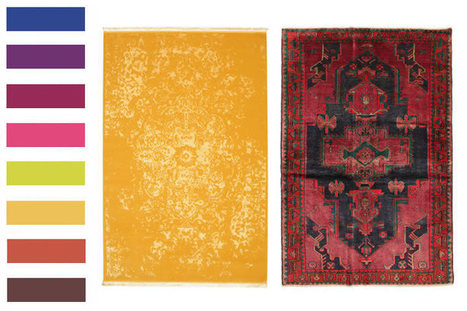 2014 - New Year, New Trends   Inspiration and decorating with Handmade carpets   Scoop.it