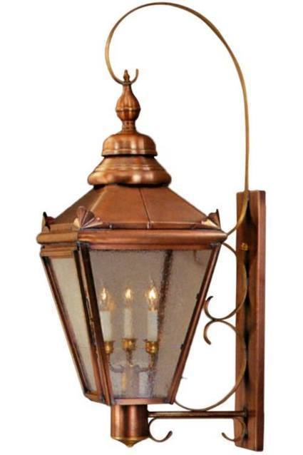 Handmade Copper Lanterns Made in USA | Home Lighting 101 | Scoop.it