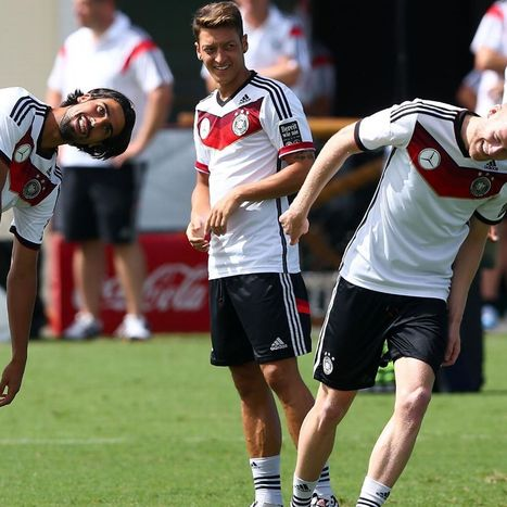 German squad is fully fit | FIFA World Cup Brazil 2014 | Scoop.it