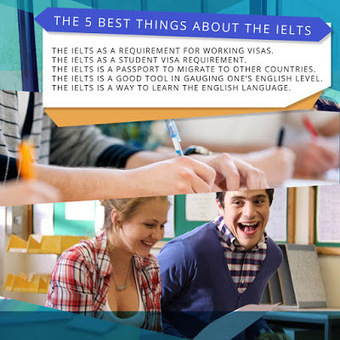 The 5 Best Things about the IELTS | IELTS Writing Test Tips and Training | Scoop.it