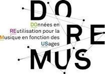 Programmes de recherche - DOREMUS : DOnnées en REutilisation pour la Musique en fonction des USages (Programme, projet) | Music & Metadata - un enjeu de diversité culturelle | Scoop.it