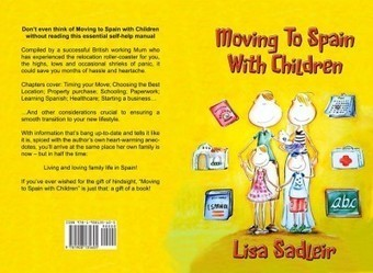 EXCLUSIVE! New Book: Moving to Spain with Children | Moving to Spain with Children | Scoop.it