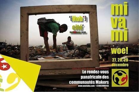 BootWɔɛCamp 2O13: le grand rendez-vous des communautés Makers d'Afrique, c'est du 27 au 29 Décembre à Lomé | mviross | Scoop.it