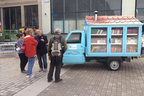 BIBLIOMOTOCARRO: A Beautiful Italian Idea («Βιβλιο-τρίτροχο», μία υπέροχη ιταλική ιδέα!) | Μέσα και έξω από την τάξη! | Scoop.it