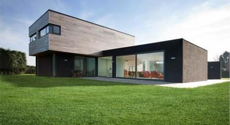 Le bois, matériau de construction du 21ème siècle… | Immobilier | Scoop.it