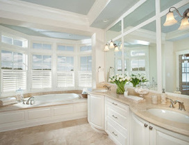 Natural Stone and Tile, Nashville location: Creating an Oasis   Limestone tiles   Scoop.it