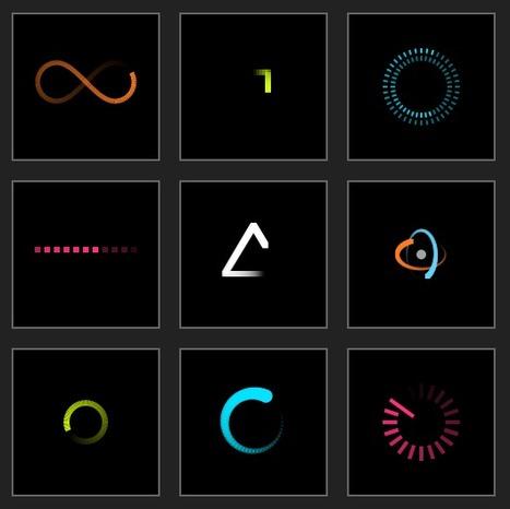 Sonic – looping loaders – James Padolsey | Web Developent | Scoop.it