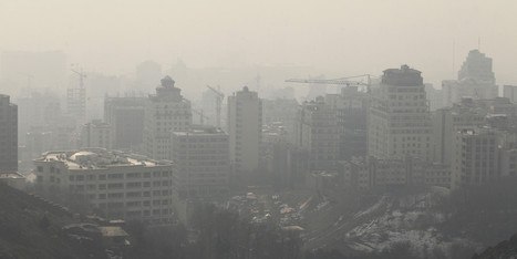 Iranians Rushed To Hospital After Air Pollution Spikes | Sustain Our Earth | Scoop.it
