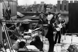 44 Years Ago: The Beatles Perform Live for the Last Time, On a ... | EG The Beatles | Scoop.it