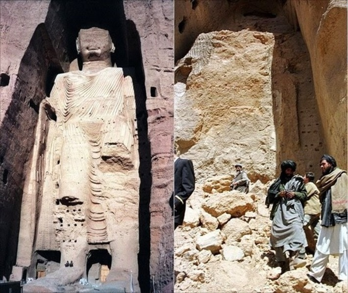 Disputes damage hopes of rebuilding Afghanistan's Bamiyan Buddhas | Archaeology News Network | Kiosque du monde : Asie | Scoop.it
