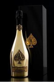 Armand de Brignac Gold Brut (Ace of Spades) - Champagne Gallery | Luxury Life Styles | Scoop.it