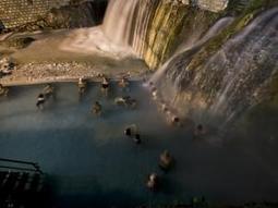 Basking in Greece's healing waters - IOL Travel Europe   IOL.co.za   Ancient Greece History   Scoop.it