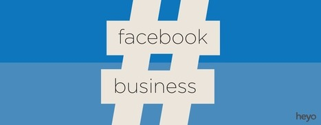 How to use Facebook Hashtags for #Business | social media | Scoop.it