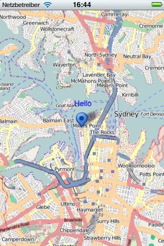 route-me | iOS third party developments | Scoop.it