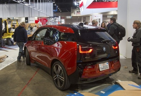 BMW Steals the Show at Consumer Electronics Expo   IT equipment and software   Scoop.it
