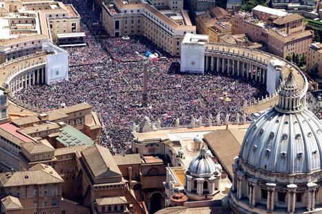 Canonisations de Jean-Paul II et Jean XXIII : pourquoi j'y serai ! | Canonisation de Bx Jean-Paul II et Bx Jean XXIII | Scoop.it
