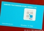 Samsung TecTiles: NFC stickers do cool stuff with your phone | NFC News and Trends | Scoop.it