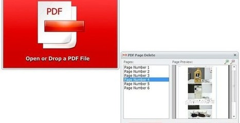 PDF Page Delete, elimina las páginas inútiles de un documento PDF | TUTORIALES | Scoop.it