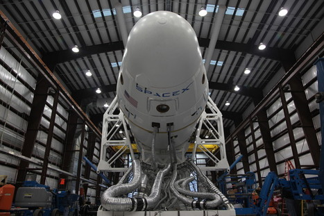 SpaceX Falcon Heavy Rocket To Carry 117,000 Pound Payloads In 2013 - Mobile Magazine | Space And Beyond 2012 | Scoop.it