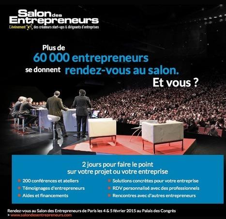 3 compétences clefs que vous développerez au Salon des Entrepreneurs 2015 | Pourquoi entreprendre | Scoop.it