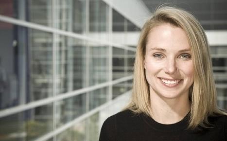 5 femmes à la tête de géants du digital | Femmes d'affaires | Scoop.it