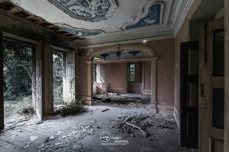 Vintage main hall | Modern Ruins and Urban Exploration | Scoop.it