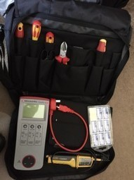 What's in Your Bag? The PAT tester | Blogging for business visibility online | Scoop.it