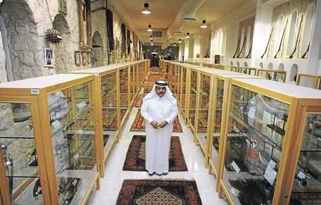A Doha, les dernières folies descollectionneurs qataris | Culture et curiosités | Scoop.it
