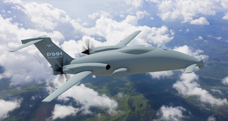 Hammerhead Performs Taxi Tests Prior to First Flight. | Aerospace | Scoop.it
