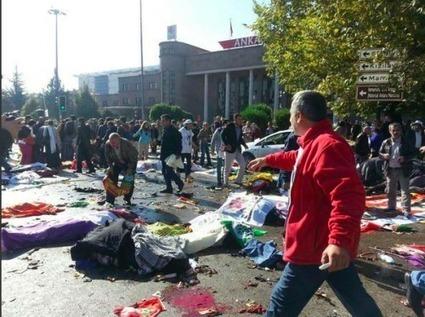 Ankara : attentat contre la paix après l'annonce du PKK de cessez-le-feu @PhenixKurde | 694028 | Scoop.it