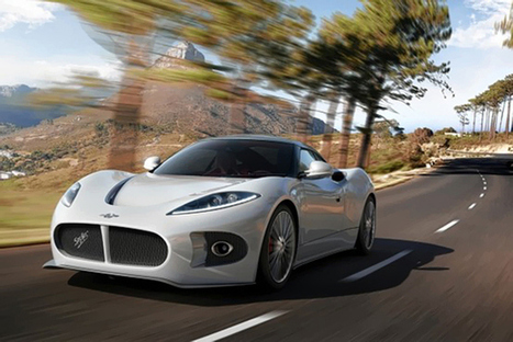 Spyker Venator Concept - Top Cars   Damn It's Awesome   Scoop.it