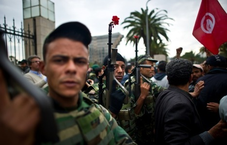 The Calculations of Tunisia's Military | The Middle East Channel | Coveting Freedom | Scoop.it