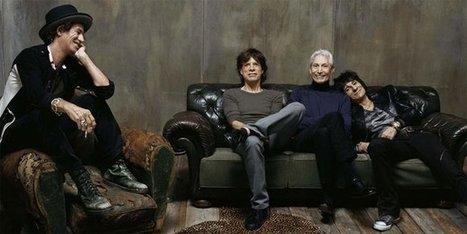 Rolling Stones : une expo photo à Londres pour leurs 50 ans | Culturebox | PhotoActu | Scoop.it