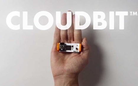 Cloudbit : Transformez tous vos objets en objets connectés | Hardware | Scoop.it