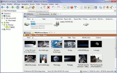XYplorerFree : un remplaçant très doué pour l'explorateur Windows | Time to Learn | Scoop.it