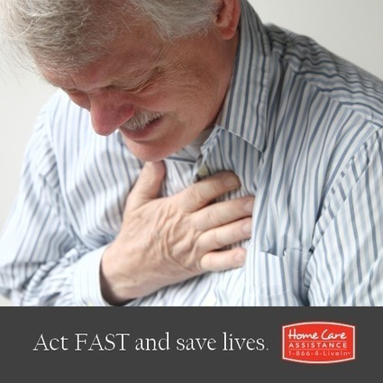 Recognize a Stroke Symptom before It's Too Late | Home Care Assistance of West Texas | Scoop.it