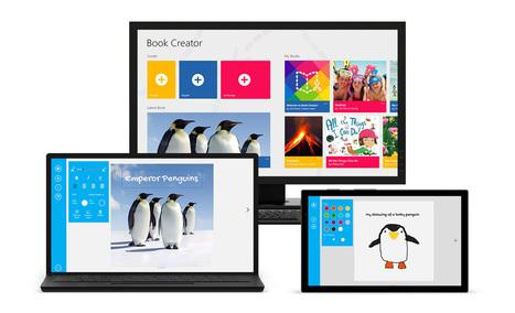 Book Creator for Windows is here - Book Creator app | Blog | Aller plus loin | Scoop.it