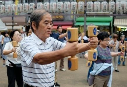 Japon: les plus de 75 ans plus nombreux que les moins de 15 ans - Magazine GoodPlanet Info | Planete DDurable | Scoop.it