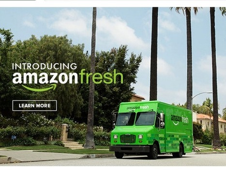 Amazon's customer service boss Tom Weiland is new Fresh grocery ... | Commerce for Grocery | Scoop.it